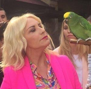Antonella Clerici, una foto scatena l'ira dei followers