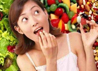 Dieta alcalina antiossidante