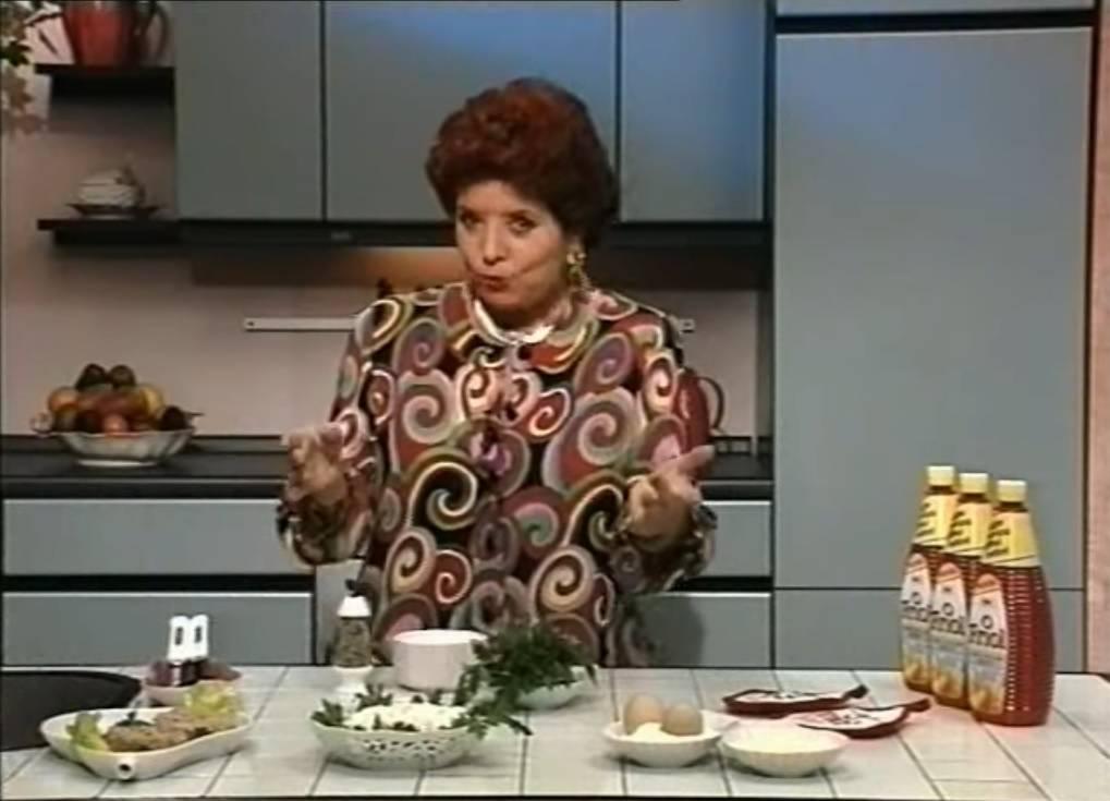 Sale, pepe e fantasia quando Wilma ci insegnava a cucinare