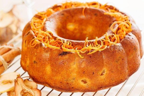 torta di zucca veganper una dolcissima merenda