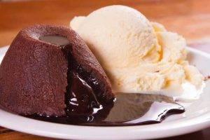 Tortino al cioccolato senza burro