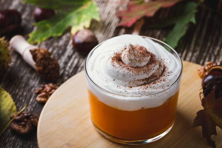 Bicchierini di Castagne al Cucchiaio