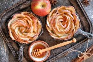 crostatine di mele