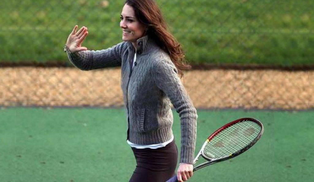 Kate Middleton, il segreto della sua forma perfetta