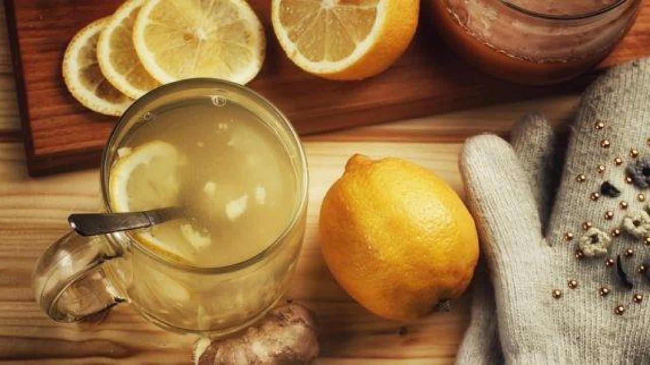 limone bollito per dimagrire ricetta