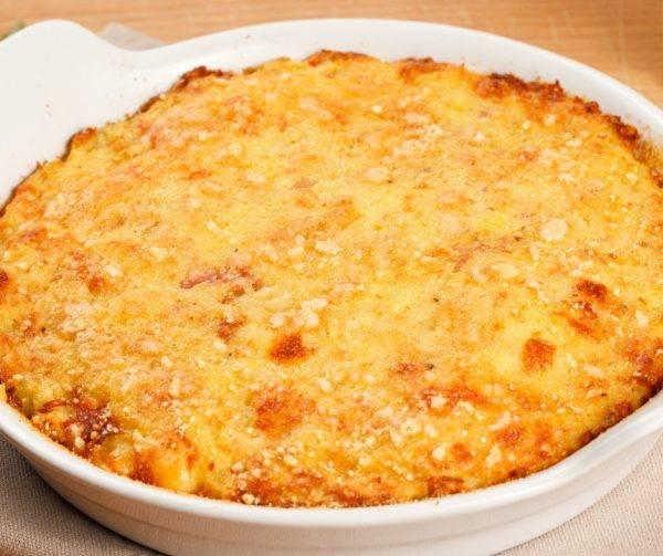 Sformato di zucca con patate