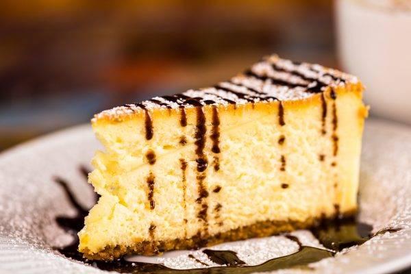 cheesecake al Baileys