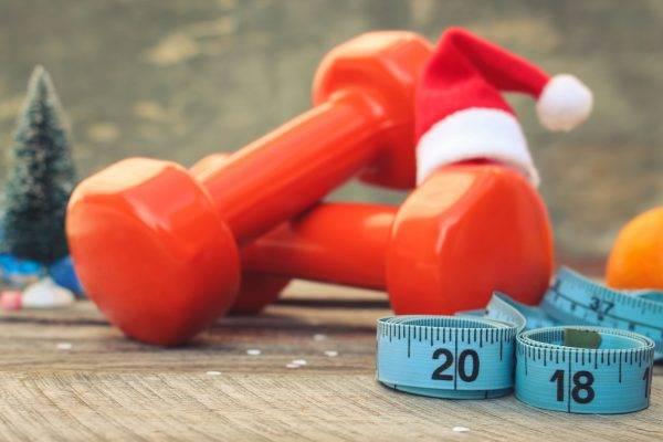 Natale è alle porte, è ora di rimettersi in forma!