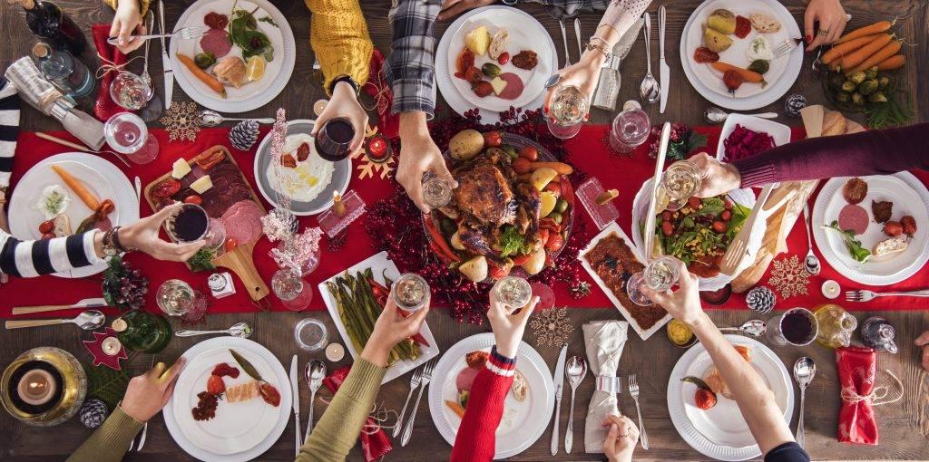 Foto Pranzo Di Natale.Dieci Contorni Alternativi Per Il Pranzo Di Natale