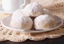 Biscotti mandorle e torrone