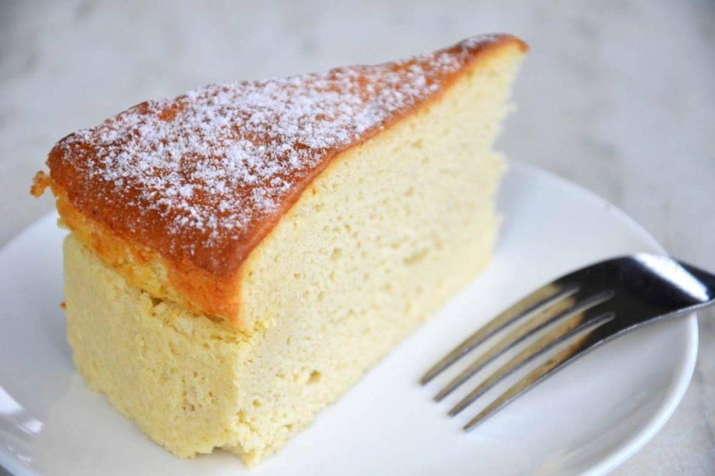 Torta Paradiso , soffice e senza glutine