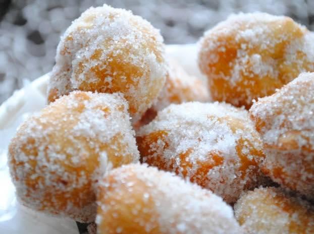 castagnole gluten free