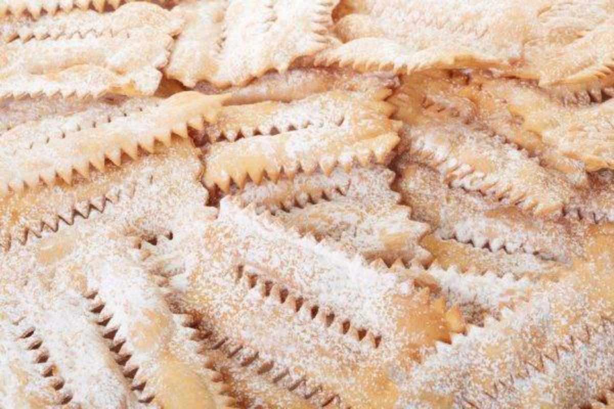 Frappe Veloci con Pasta Sfoglia pronta