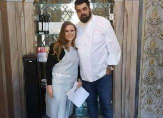 In cucina con Cannavacciuolo, il desiderio di una giovane chef