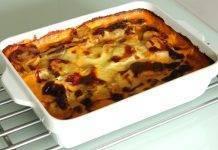 Lasagne con Melanzane,