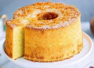 torta nuvola al limone