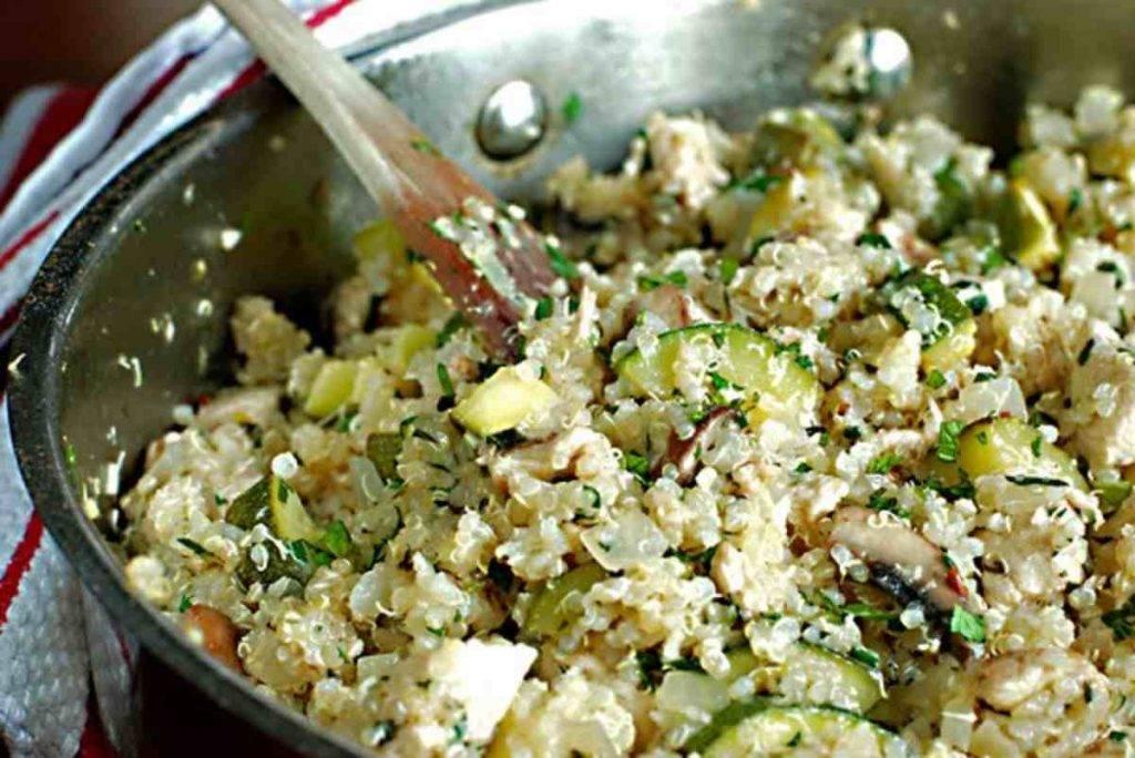 Couscous Pollo e Zucchine