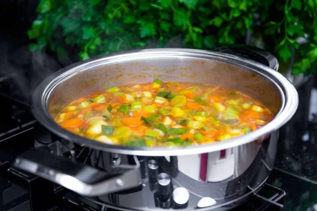 Come preparare il minestrone