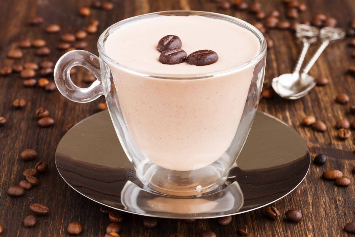 Crema chantilly al caffè - ricettasprint.it