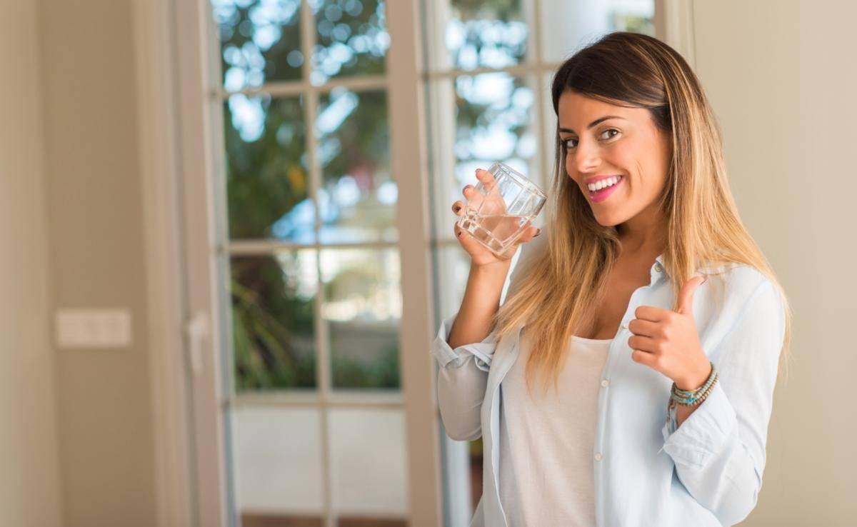 La dieta dell'acqua del dottor Sorrentino
