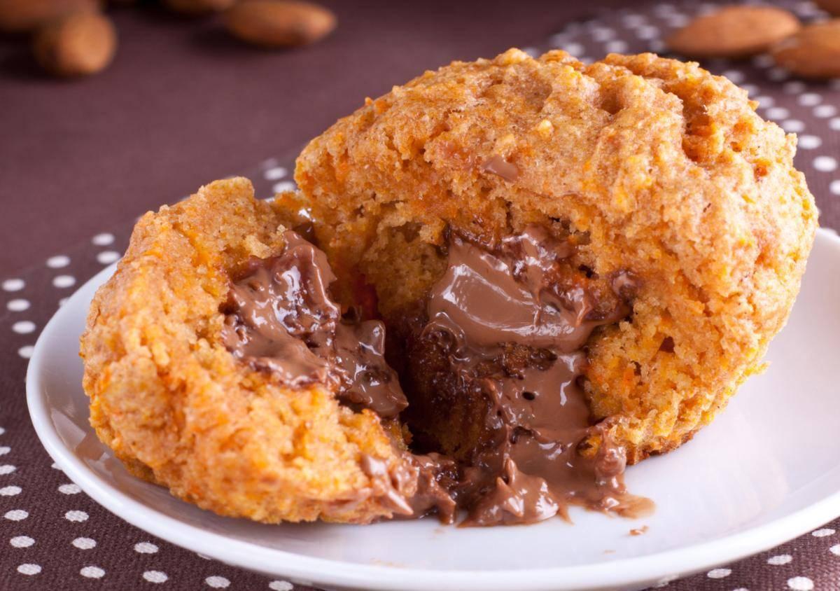 Muffin mascarpone e nutella - ricettasprint