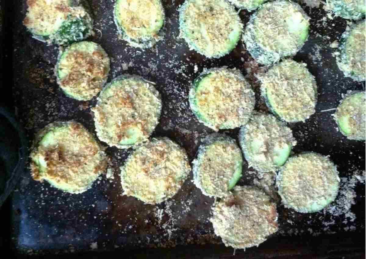 Zucchine Grigliate Impanate