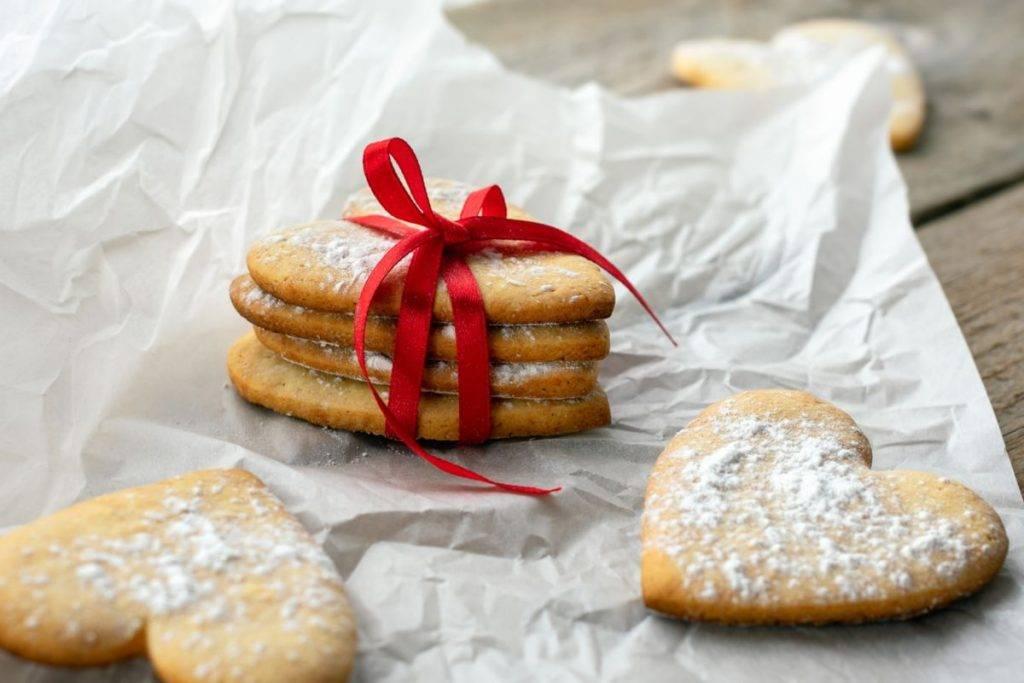 biscotti zuccherini senza burro e uova