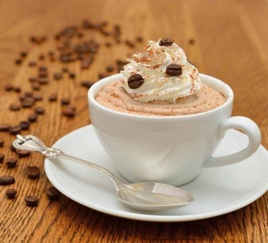 crema al caffè decaffeinato
