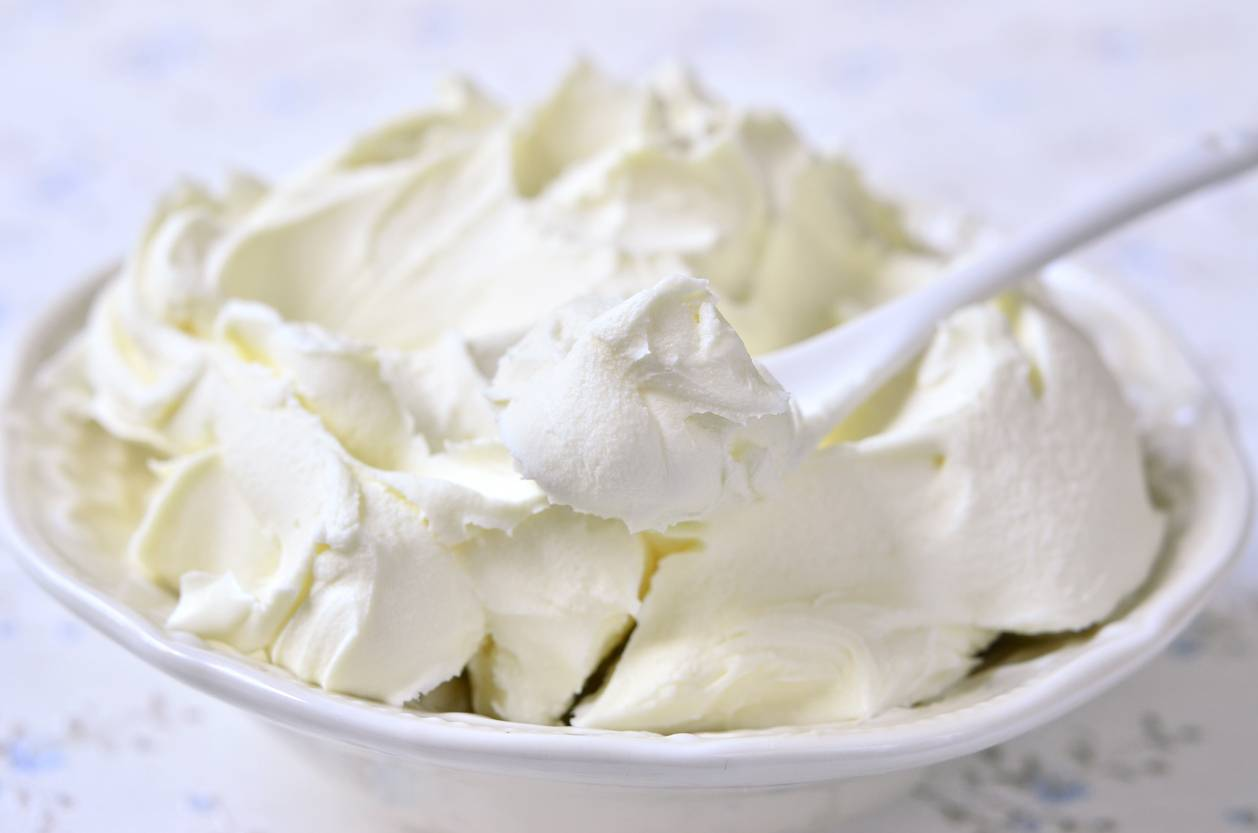 Crema al Mascarpone - Ricettasprint.it