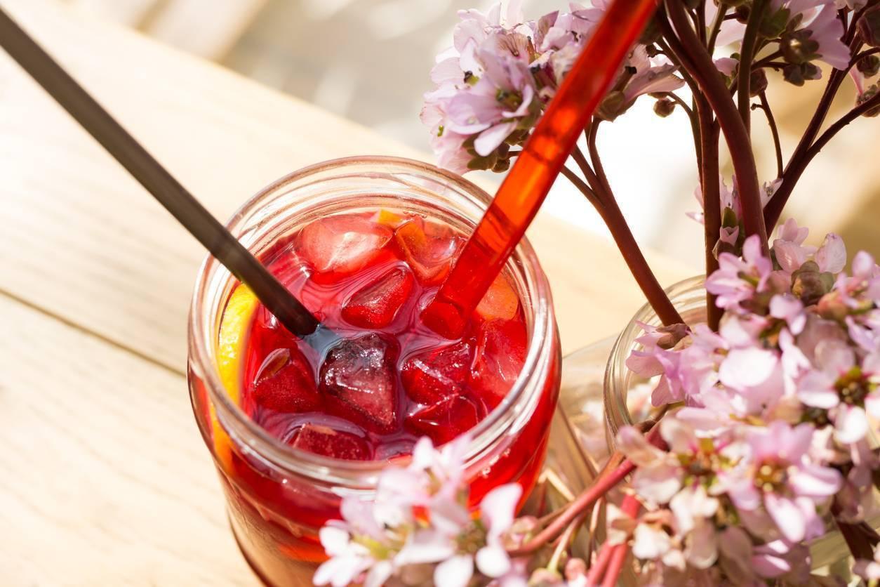 Ibisco dolce e limone - ricettasprint.it