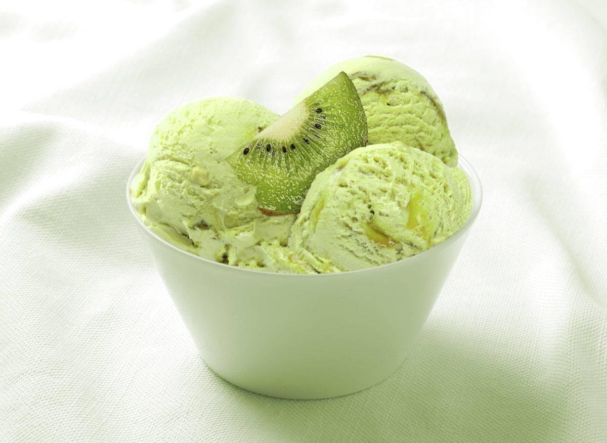 Gelato light al kiwi e yogurt - ricettasprint.it