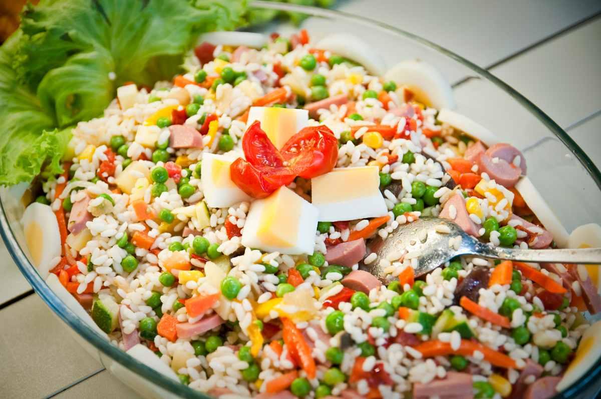 Insalata di riso perfetta, tutti trucchi e le ricette migliori