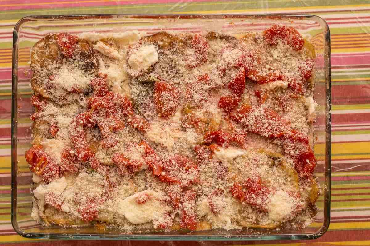 parmigiana di melanzane e zucchine - ricettasprint.it