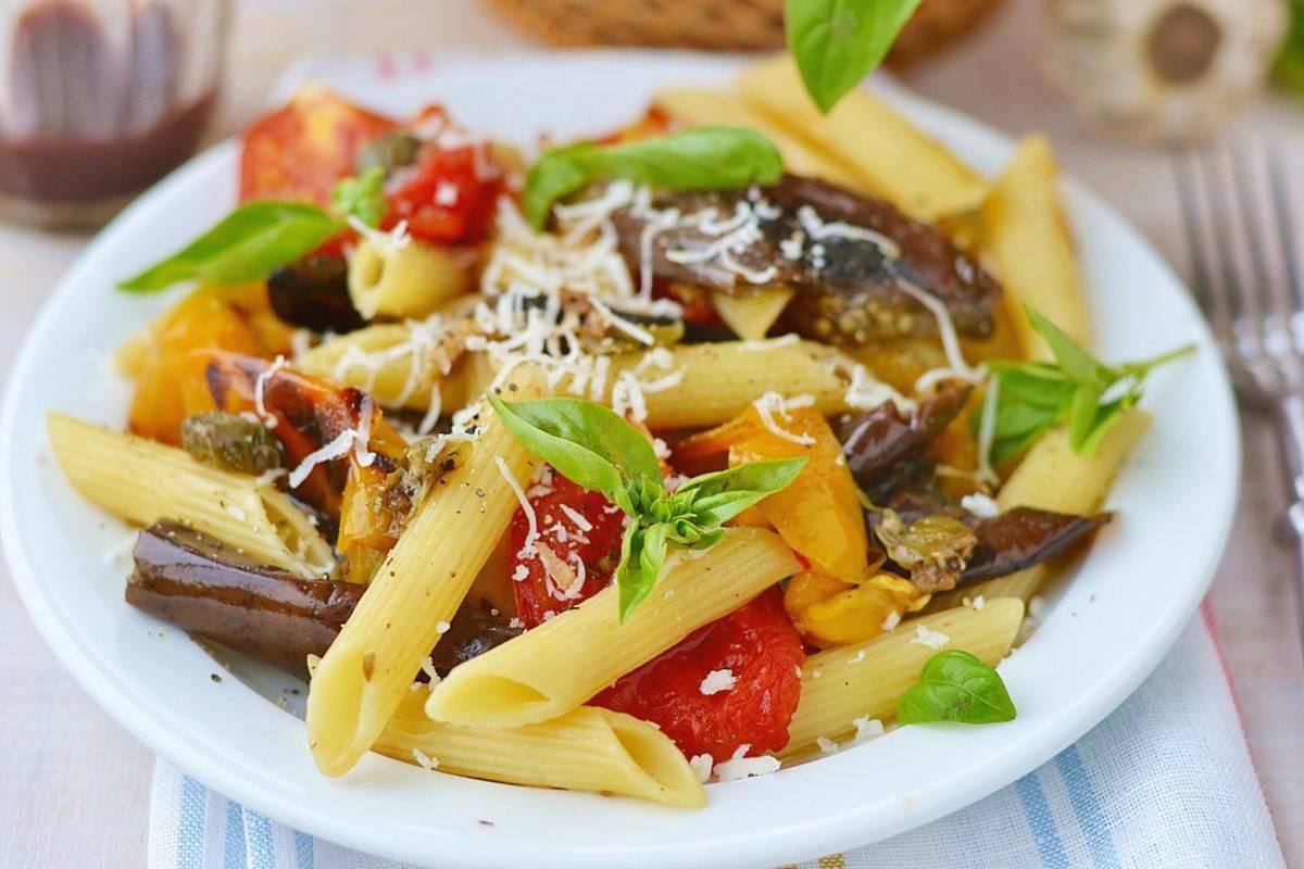 pasta alla contadina - ricettasprint.it