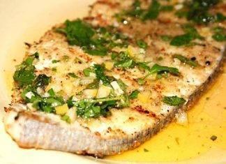 Pesce Spada alla Siciliana Impanato