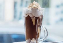 Crema al caffè e nutella in bottiglia