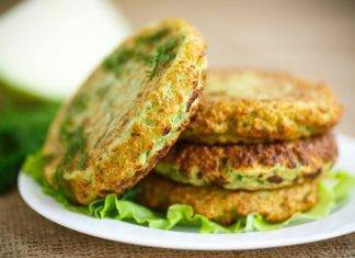 Burger di zucchine - ricettasprint.it