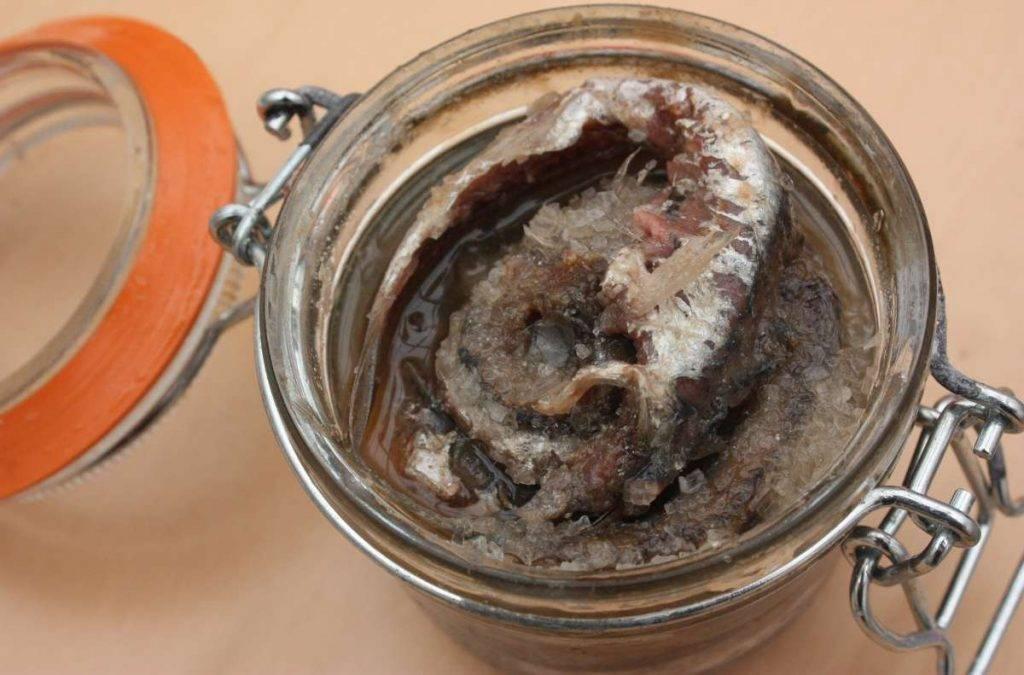 acciughe sotto sale - ricettasprint.it