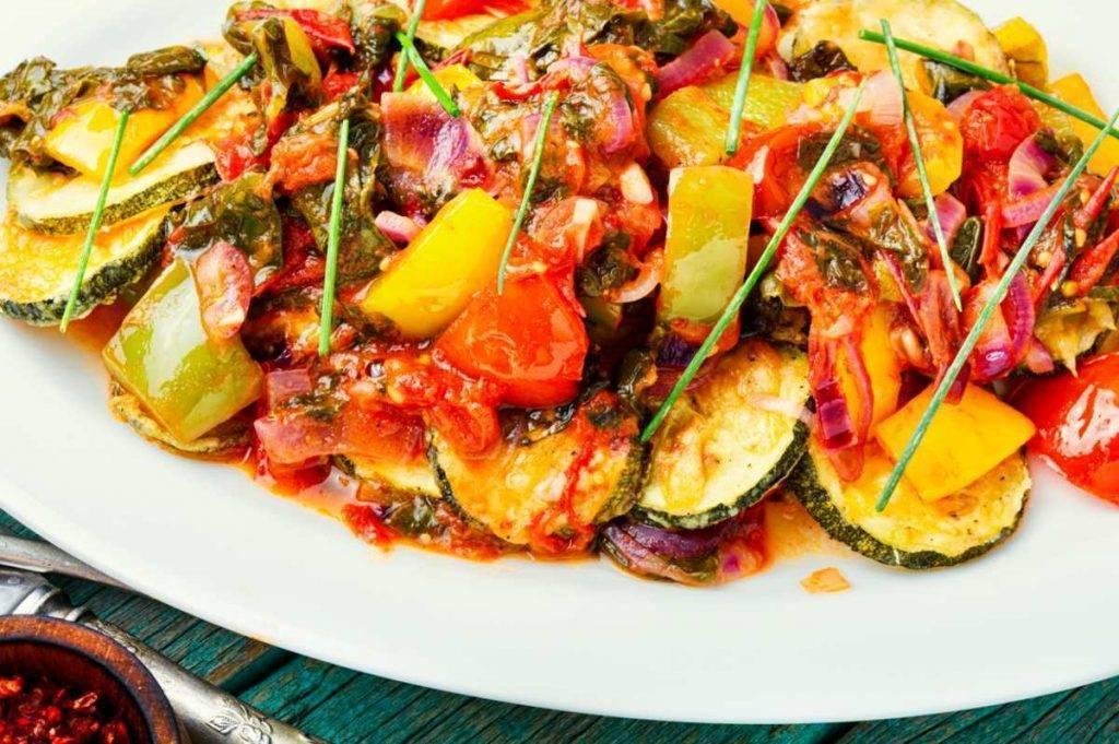 Mix di verdure grigliate - Ricettasprint.it