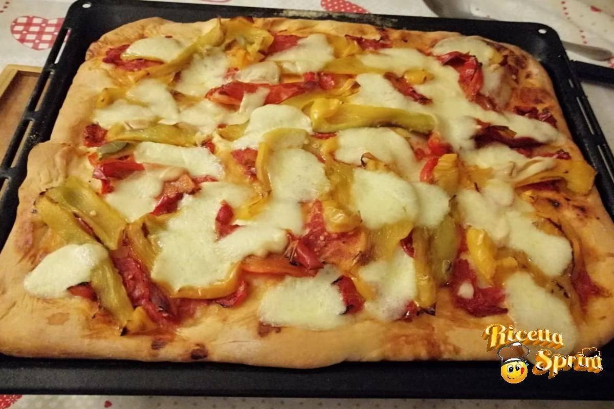 Impasto per Pizza con Moulinex i-Companion - Ricettasprint.it
