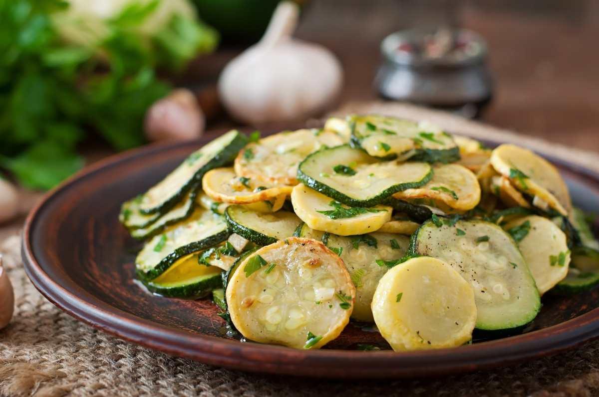 zucchine alla poverella - ricettasprint.it