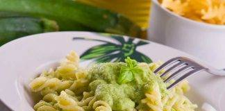 Fussilli zucchine