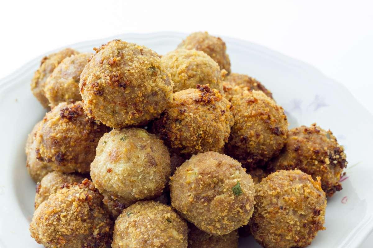 Polpette di patate e ricotta - ricettasprint.it