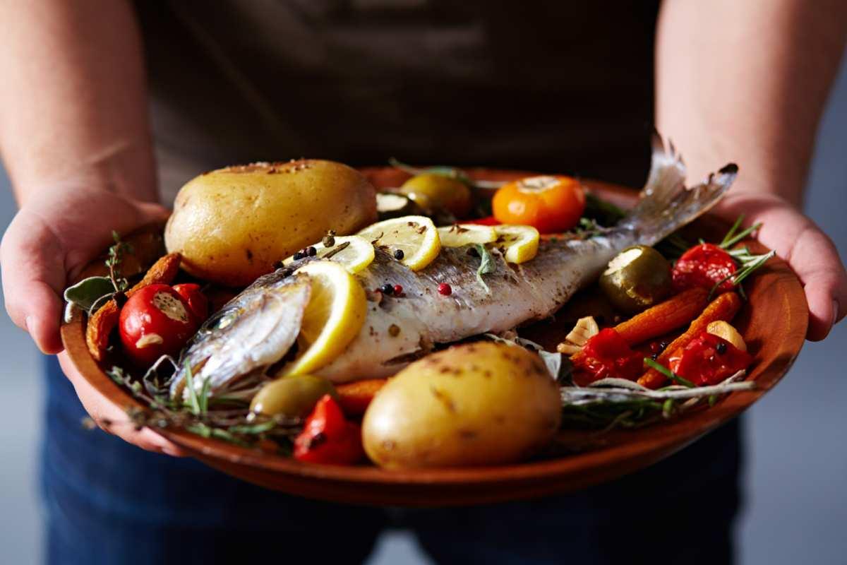 Secondi di pesce facili - ricettasprint.it
