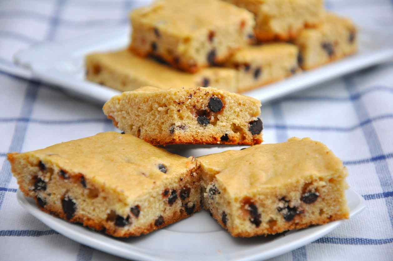 Torta cookie al cocco e Nutella