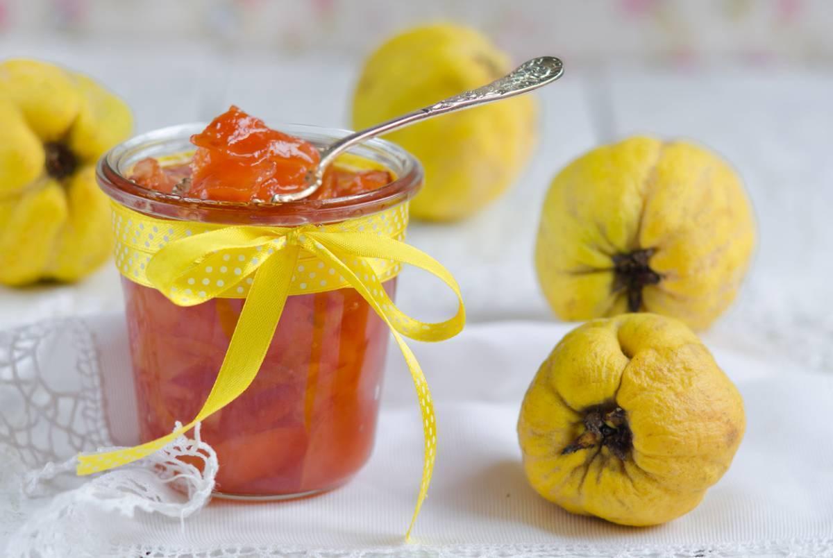 Marmellata di mele cotogne