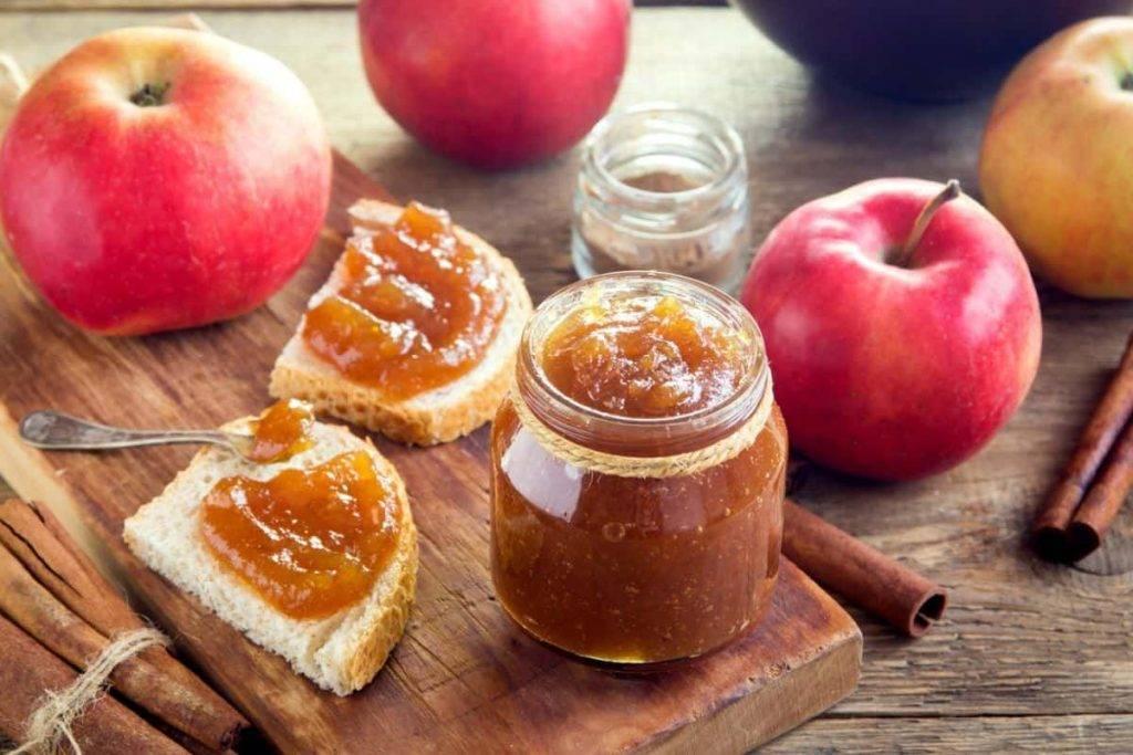 Confettura di mele