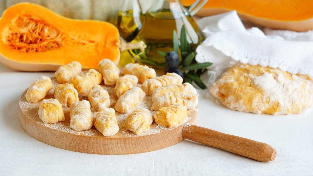 Gnocchi di zucca - ricettasprint.it