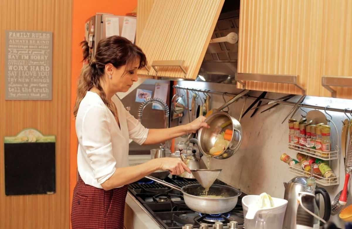 Il menù completo di Benedetta Parodi - ricettasprint.it