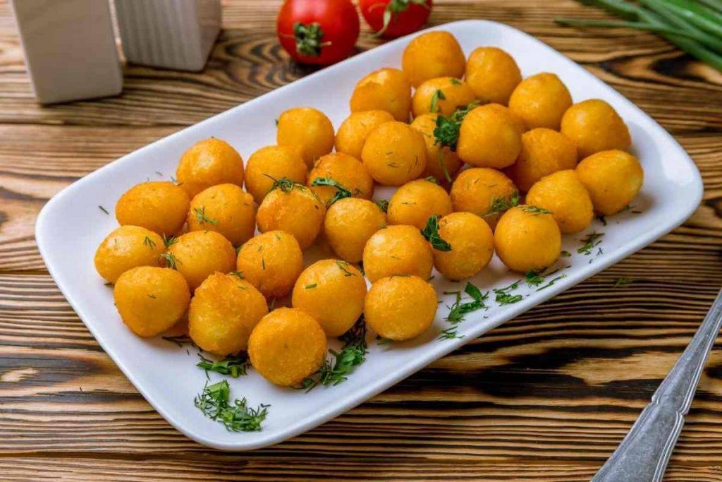 Palline di patate